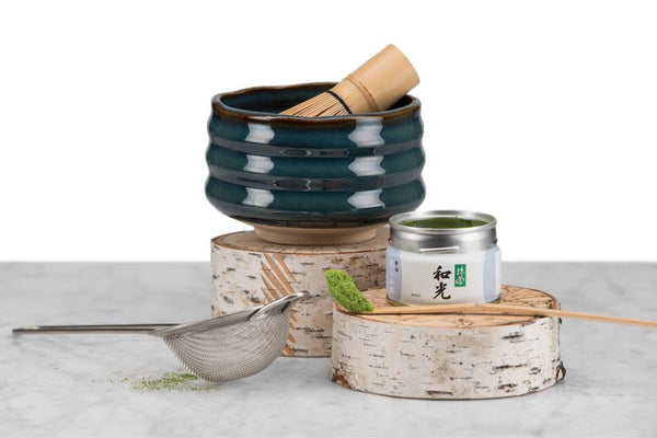 Wako Gift Set for Hot Matcha
