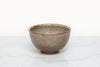 beige speckled tea bowl from local Catskills potter