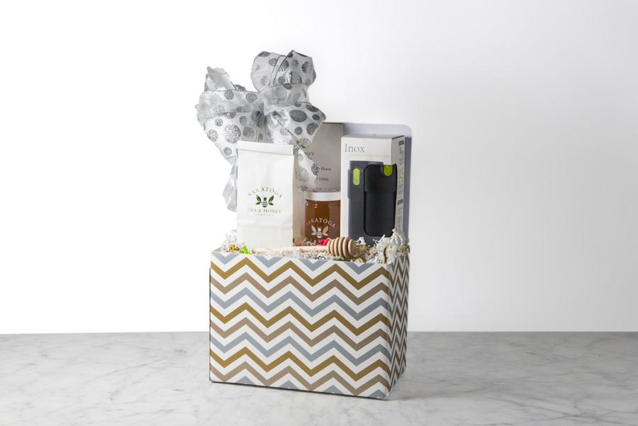 Commuter Gift Basket
