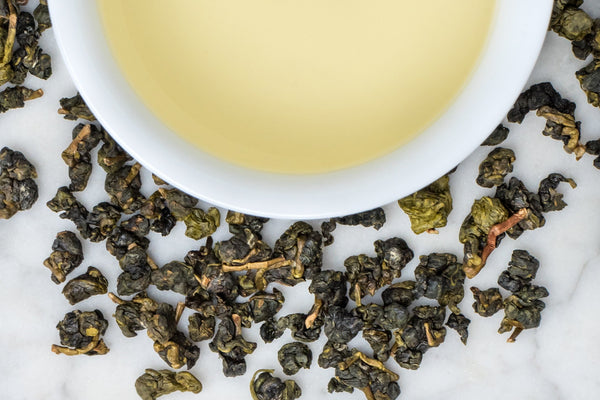 Tea of the Month: Shan Lin Xi