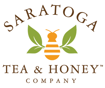 Saratoga Tea & Honey logo