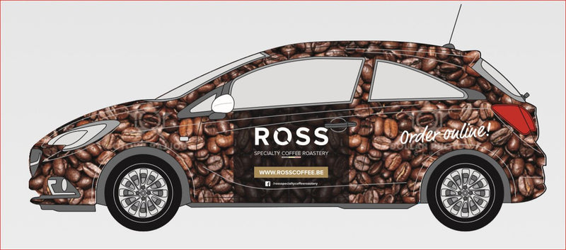 ROSS coffee wrap