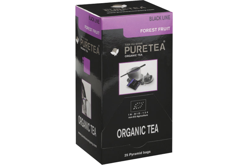 Pure Tea Black Line Forest Fruit