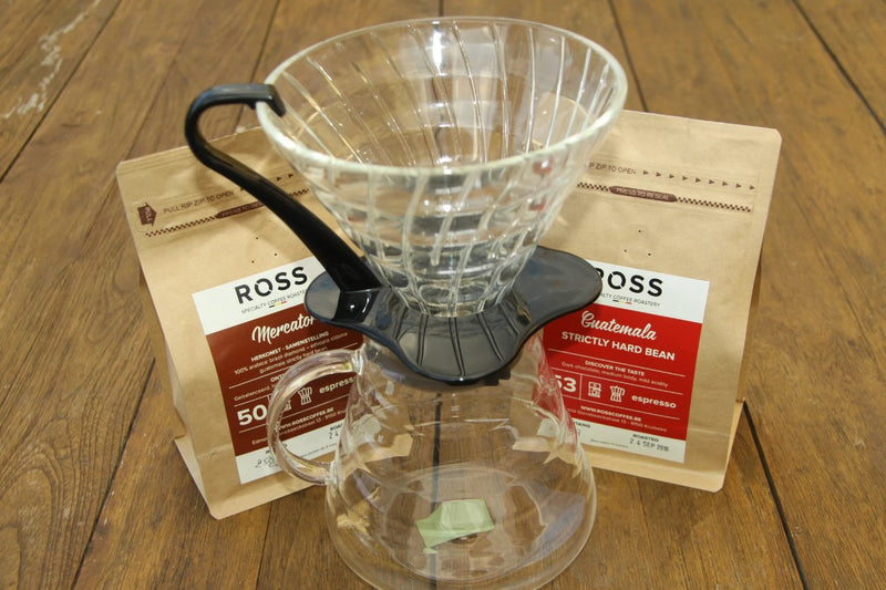 Slow Coffee pakket - ROSS COFFEE & SPECIALTIES