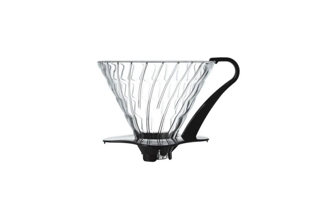 Hario Filterhouder V60 Glass Dripper 03 - ROSS COFFEE & SPECIALTIES
