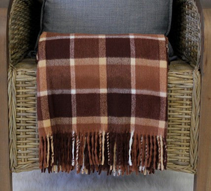 Saville Blanket  -  Blankets and Weaves