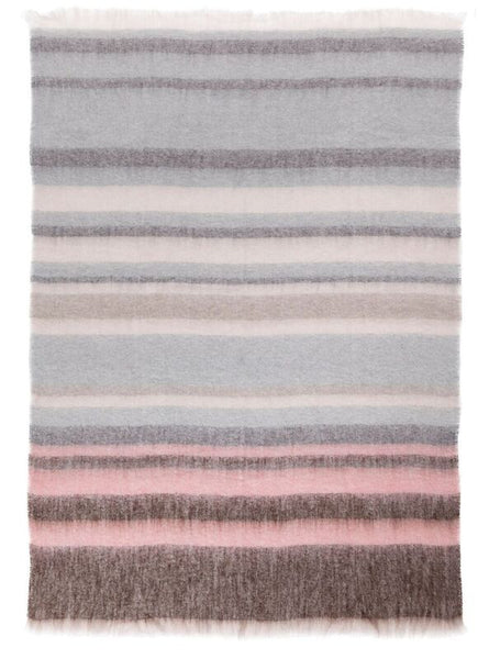 Charter House Luxury Mohair Blanket