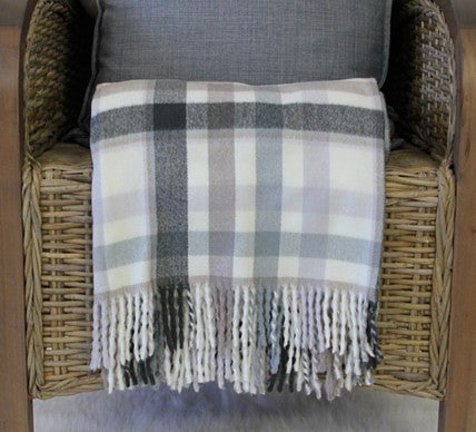 Tegan Blanket  -  Blankets and Weaves
