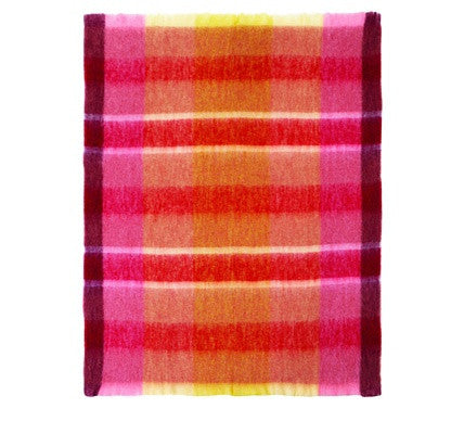 Friday Dreaming Luxury Mohair Blanket  -  Blankets and Weaves - 1