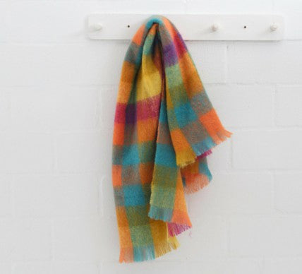 Marigold Hill Luxury Mohair Blanket