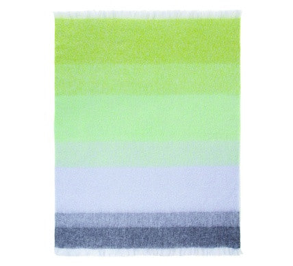 New Growth Luxury Mohair Blanket  -  Blankets and Weaves - 1