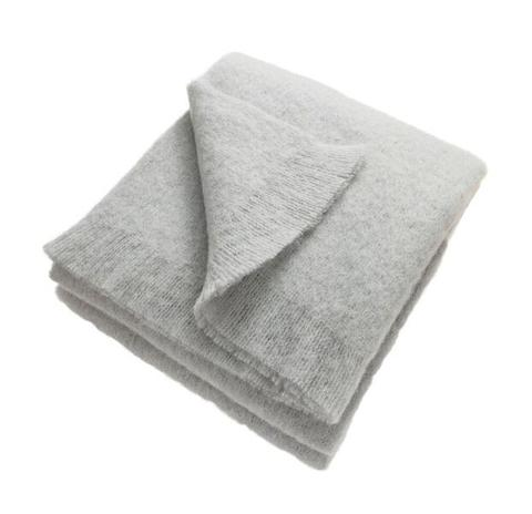 Song on the Radio Luxury Mohair Blanket (Right as Rain)