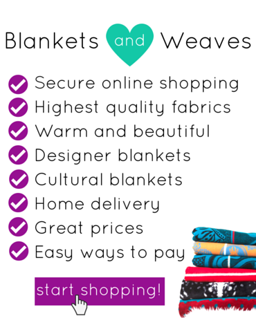Shop with Blankets and Weaves