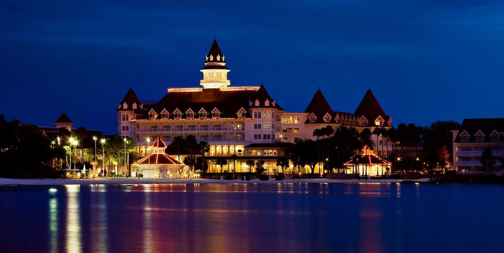 WY Travels: Disney's Grand Floridian Resort & Spa