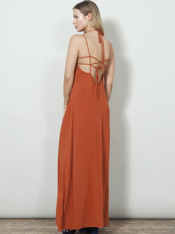 In Your Eyes Maxi Dress