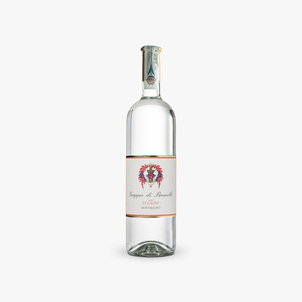 Grappa di Brunello, Eredi Fuligni. 70 cl.