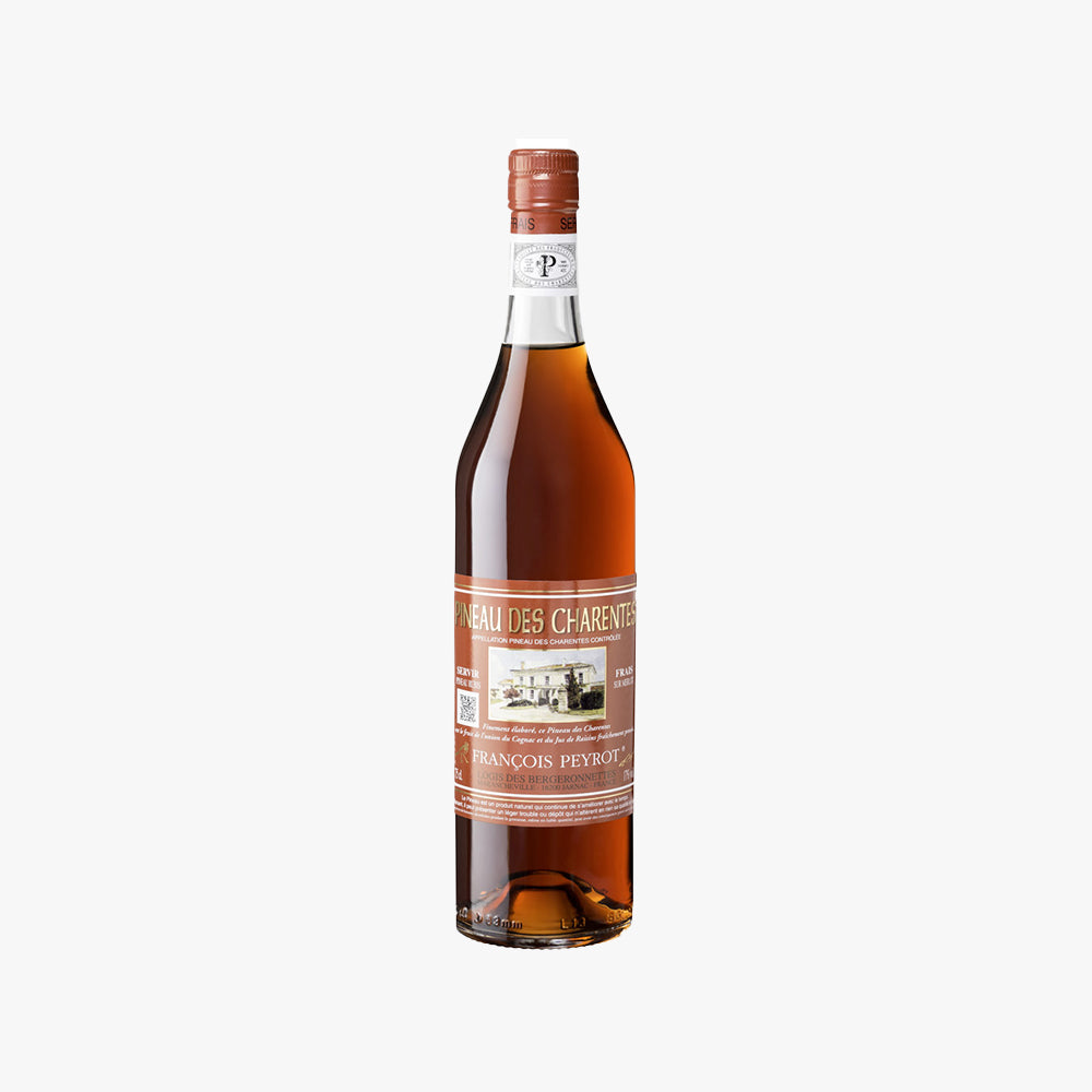 Pineau des Charentes Rouge, Peyrot