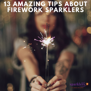 13 Amazing Tips About Firework Sparklers