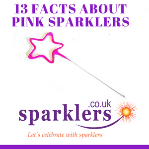 13 Facts About Pink Sparklers
