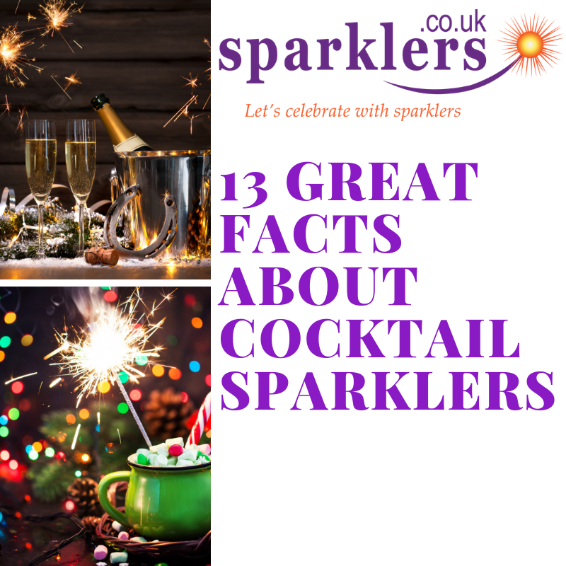 13 Great Facts About Cocktail Sparklers