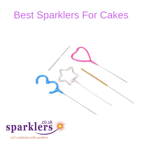 Best Sparklers For Cakes