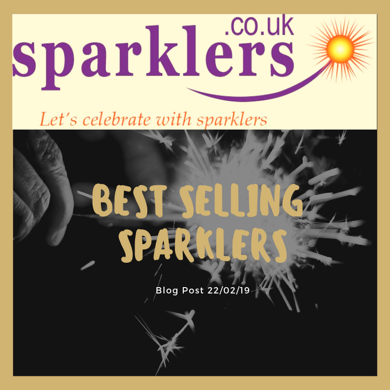 Best-Selling Sparklers