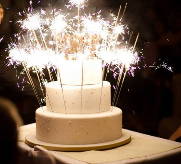 Cake Sparklers For All Occasions
