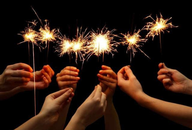 Buy Sparklers from the best Sparklers.co.uk