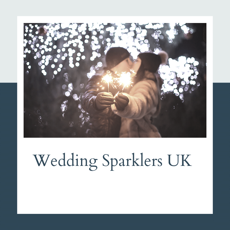 Wedding Sparklers UK