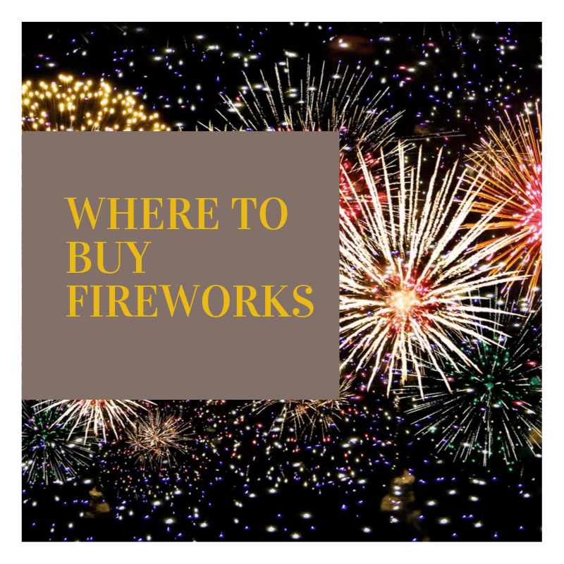 Where to buy fireworks