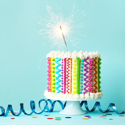 birthday cake sparklers sparklers co uk 25 now on shop today www 1782