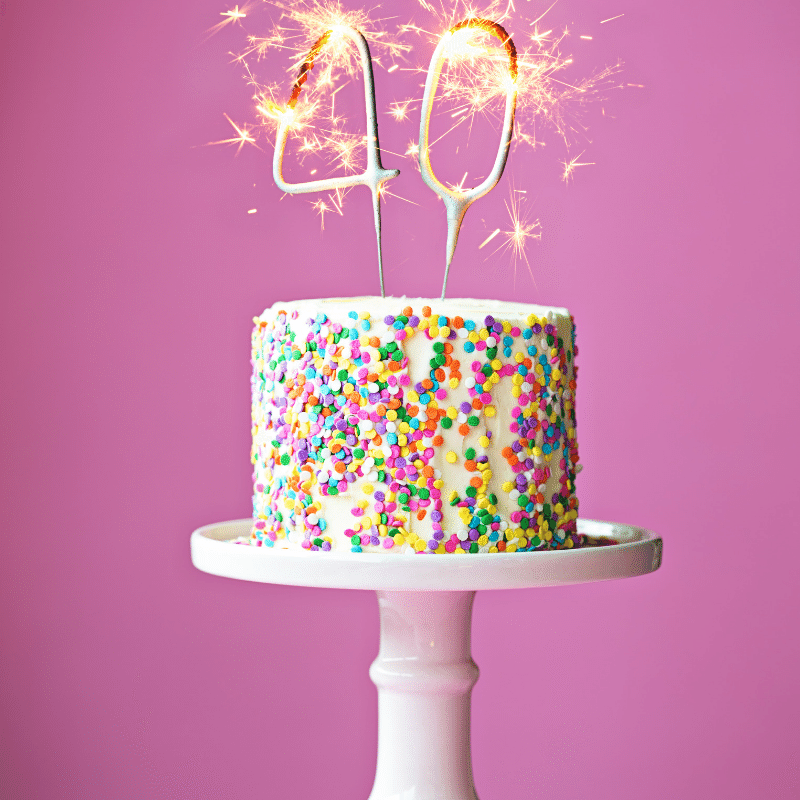 Cake Sparklers Which Are Food Safe And Great For Indoor Use Couk