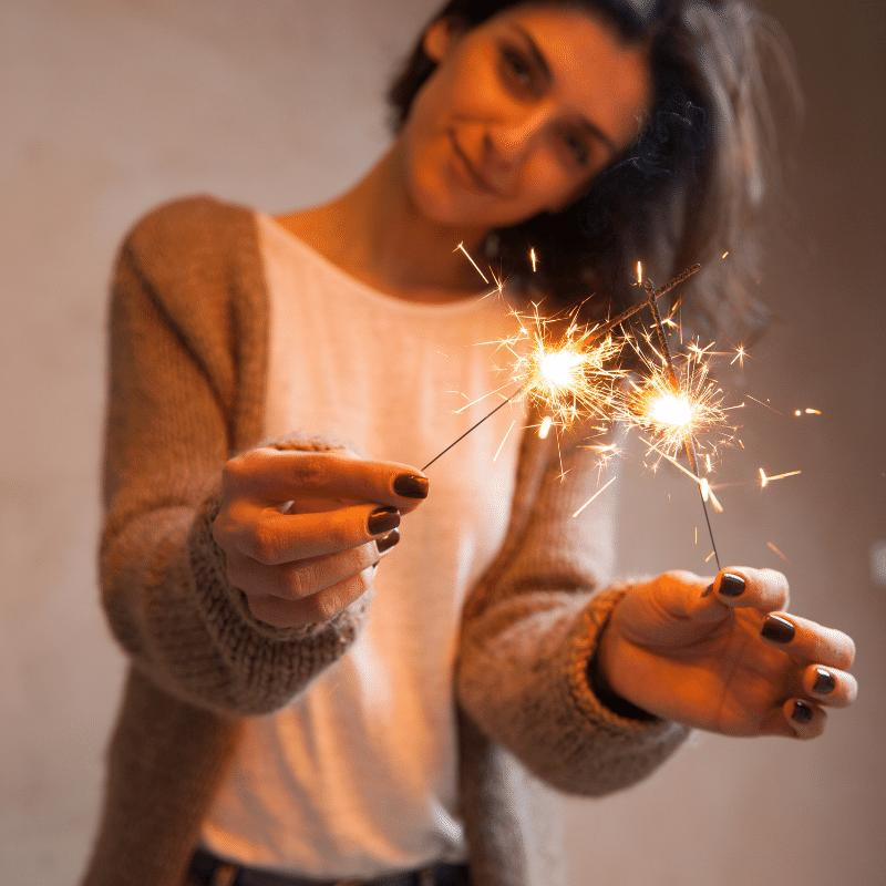 Hand Held Sparklers