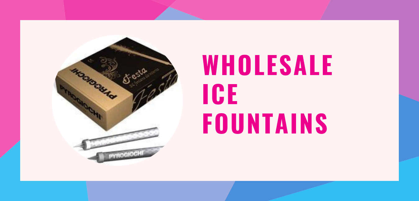 Wholesale-Ice-Fountains