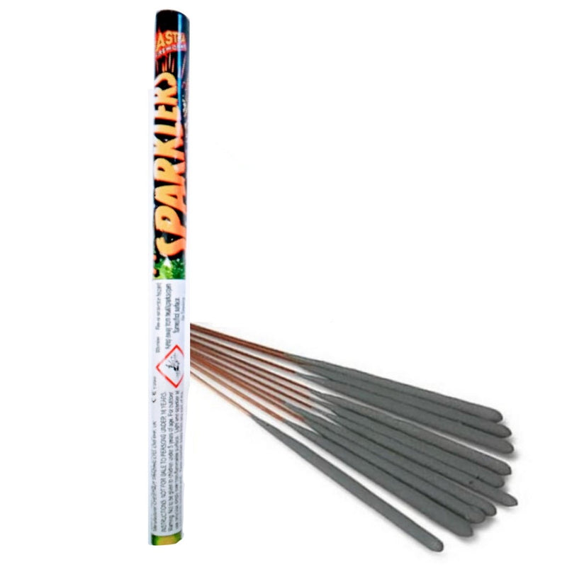 "Bulk Buy 14"" Inch Medium Sparklers (PACK OF 100)"