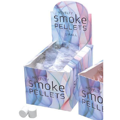 Smokes - Assorted Colour Smoke Pellets (Pack Of 2)