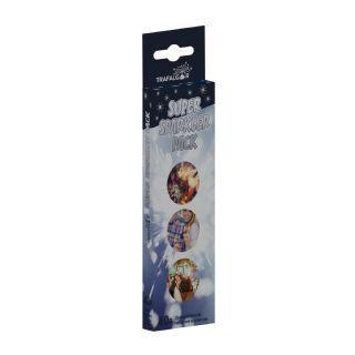 "Sparklers - Trafalgar – 6"" Inch Super Indoor Sparklers In A Box (Pack Of 40)"