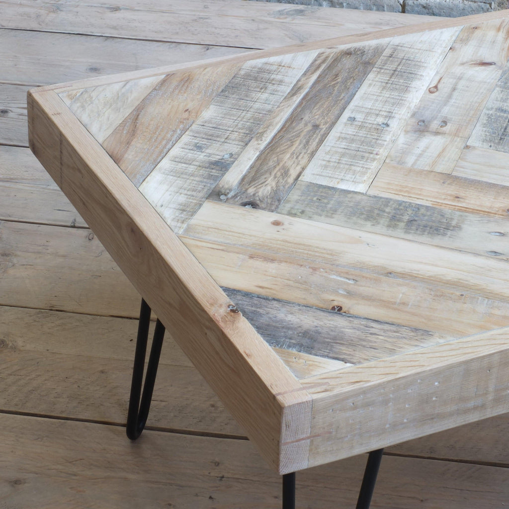 pallet coffee tables by kontrast rustic furniture shop in batley west yorkshire