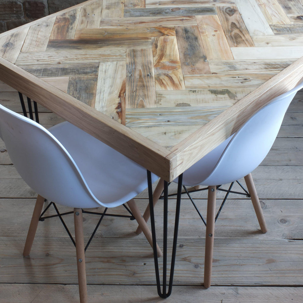 Dining Tables with Benches - Handcrafted Furniture-KONTRAST