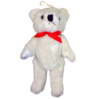 Jointed Plush Bear - 1 per pkg