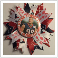 JJ Watt Pin On 5