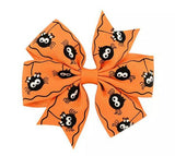 "3"" Halloween Hair Bows with Hair Clips - Package Deal 3-5-10-20"
