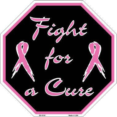 FIGHT FOR A CURE PINK RIBOON BREAST CANCER