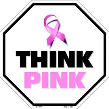 Think Pink Sign