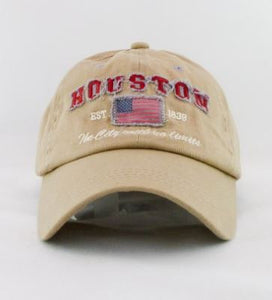 Houston Baseball Caps