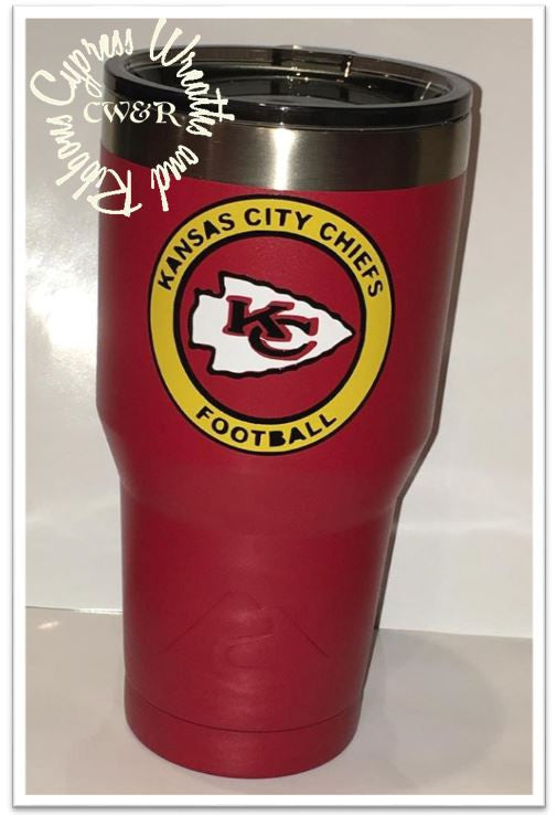 30 oz Tumbler - Kansas City Chiefs