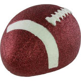 Maroon and White Football