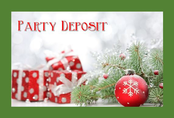 Wreath Party Deposit