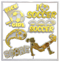 Girls Soccer Pack