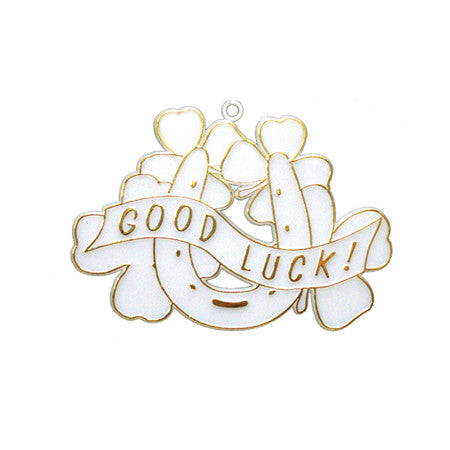 "Good Luck Charm 3.5"" x 2.5"" - 1 Piece"